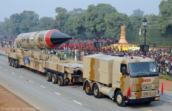 Agni III (India)