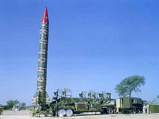 Ghauri II (Pakistan)