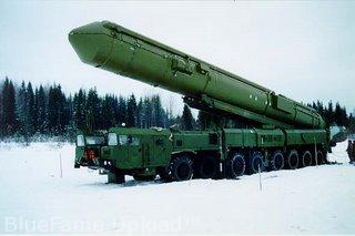 RT-2UTTH Topol M (Rusia)